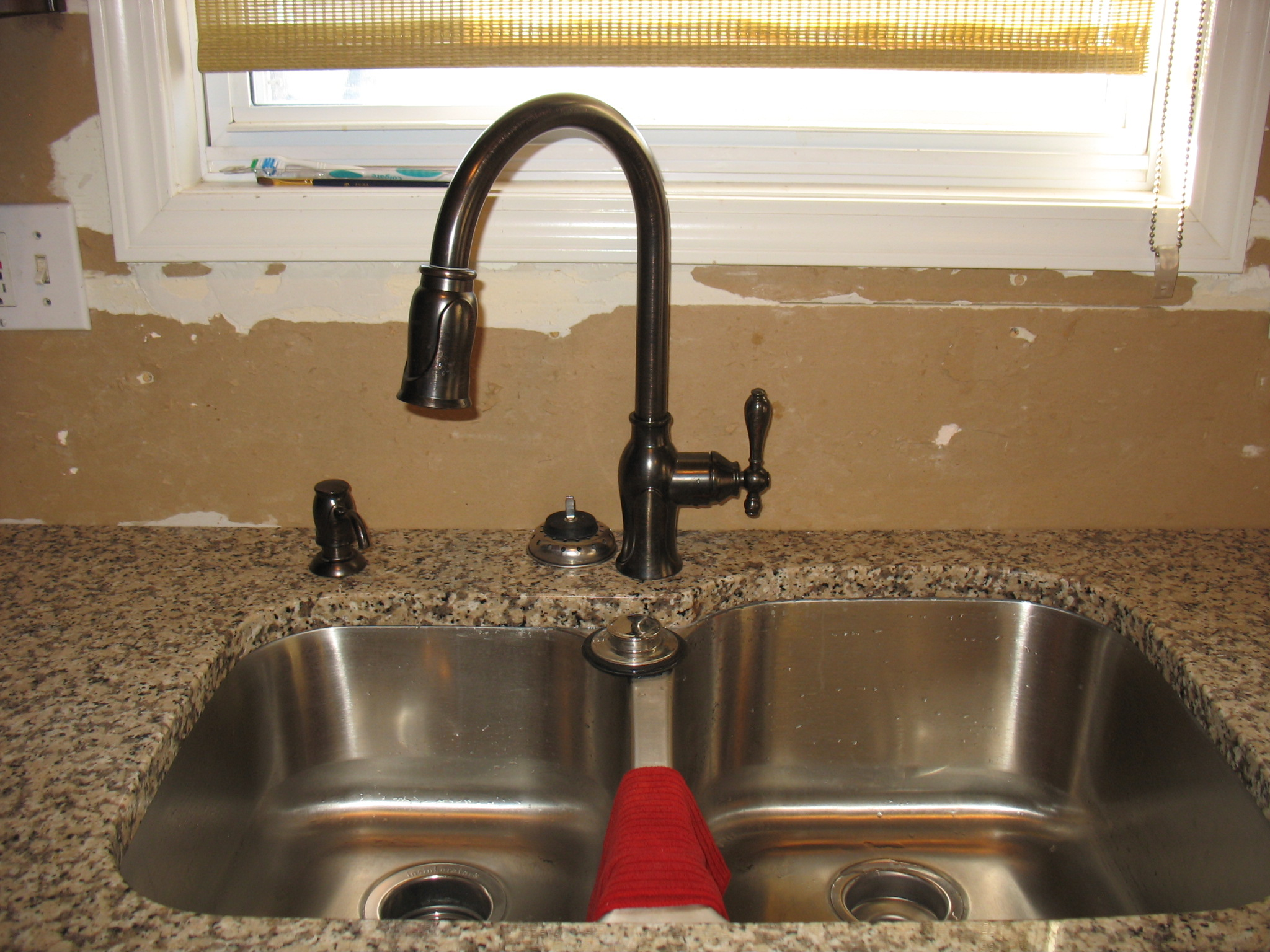 Bronze Faucet Kitchen Pinterest Faucets And Bronze