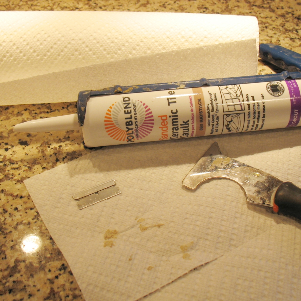 Caulking Supplies